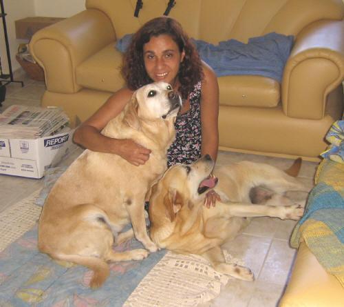 Ana Braga, a amorosa dona de Gabi e Brenda